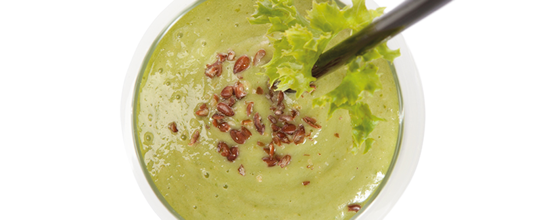 Velvetty Lettuce smoothie